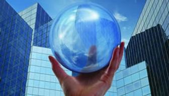 Make a realistic crystal ball in Photoshop