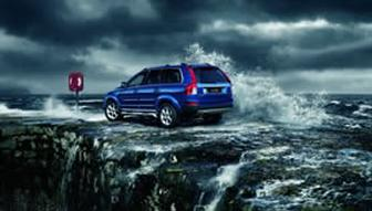 Brewing a stormy night for Volvo