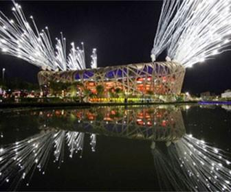 Studio Output designs the worlds biggest musical at Beijing's Olympic stadium