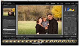 Hands-on: Adobe Photoshop Lightroom 4