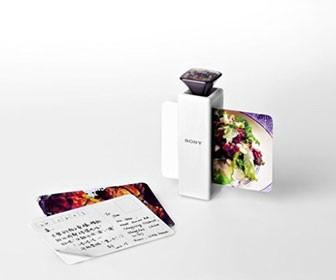 Sony printer imprints smells on postcards (and other media)