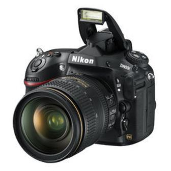 Nikon launches 36mp D800 digital SLR camera