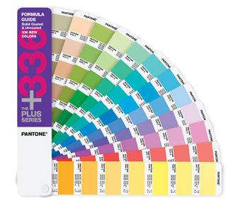 Pantone Plus Series gains 336 new colours