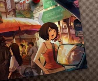 DeviantArt to launch DreamUp illustration- and design-commissioning site