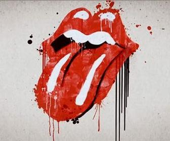 Trunk animates Rolling Stones' tongue-and-lips logo for Doom and Gloom music video