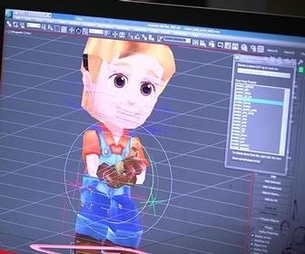 Farmville 2's 3D character design & animation revealed