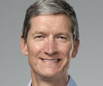 Apple CEO gives (some) insight into its product design philosophy