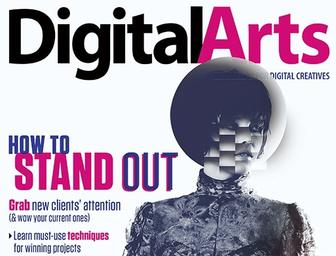 March 2013 issue of Digital Arts out now!