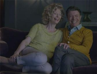 Floria Sigismondi marries Bowie and Swinton for The Stars (Are Out Tonight) music video