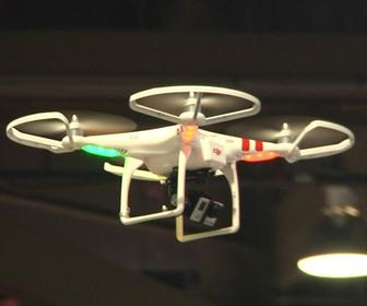 NAB 2013: Phantom flying drone captures stunning, stable video