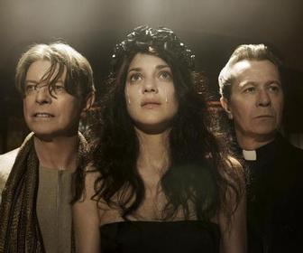 Floria Sigismondi gets blasphemous for Bowie's The Next Day music video