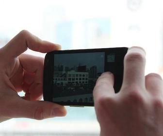 Researchers develop an app to help the blind take better photos