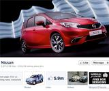 Nissan, other brands suspend Facebook ads over misogynistic content