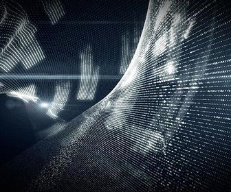 Framestore uses intricate particle systems to visualise networks of secrets for Wikileaks film