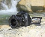 Canon's EOS 70D digital SLR focuses on clear, sharp video