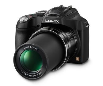 Panasonic Lumix FZ72 offers 60x zoom lens