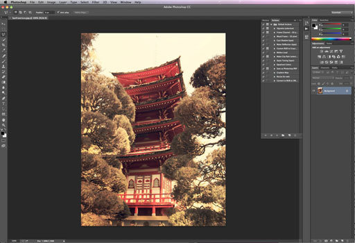 How to resize multiple images in Photoshop Tutorials Digital Arts