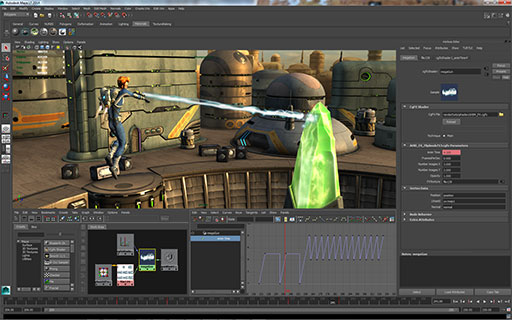 Autodesk Maya LT is a stripped-down £700 3D suite - News ...