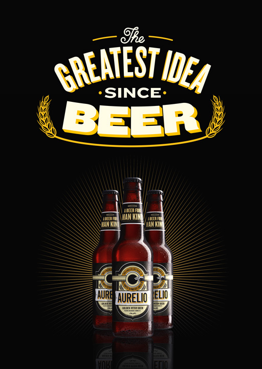 Craft Beer Of The Month Poster