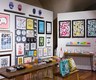How Pick Me Up chooses illustrators to showcase at Somerset House