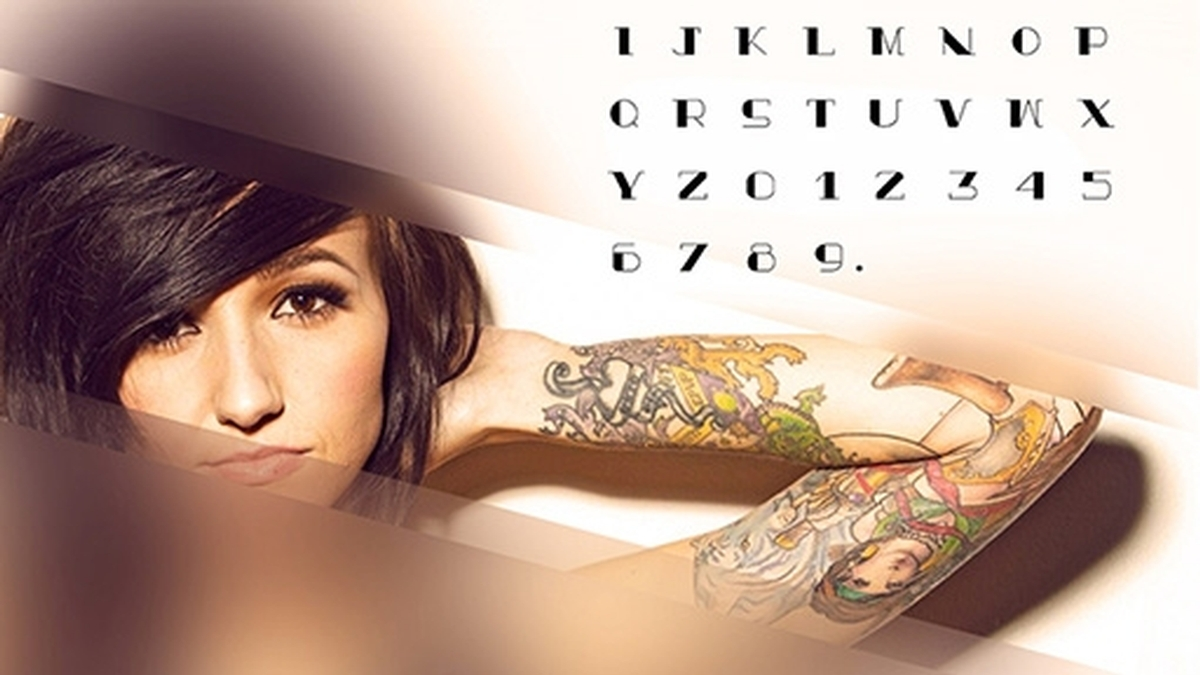 10 Best Tattoo Fonts Typefaces That Give Your Letters A Hand Inked