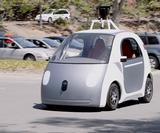Google unveils prototype self-driving car, which has no steering wheel or brakes