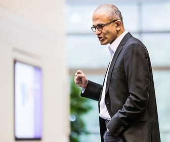 15 thoughts on innovation Microsoft's CEO Satya Nadella told his staff