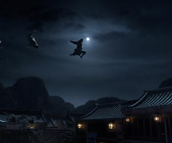 Framestore recreates ancient China for Mr Bean's martial arts misadventure
