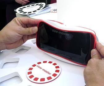 Mattel's View-Master hands-on review: the retro-styled virtual-reality headset holds promise, but needs work
