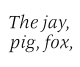 Web fonts: what designers need to know in 2015