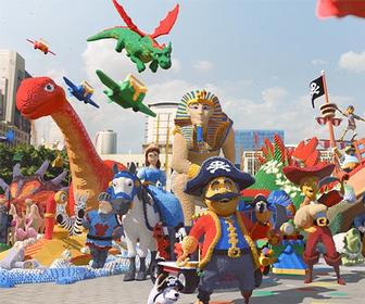 See Lego come to life in the real world in this new Legoland ad