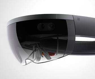 How Microsoft's HoloLens AR headset will work without needing a computer or phone