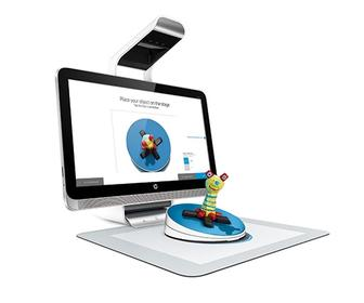 HP's Sprout PC becomes a 3D scanner with this £200 accessory