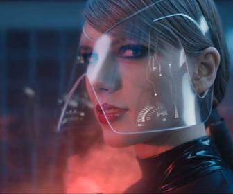 VFX breakdown: Taylor Swift's Bad Blood music video behind-the-scenes