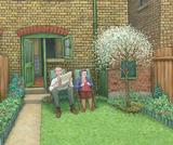 This hand-drawn animated film of Raymond Briggs' Ethel and Ernest looks just lovely