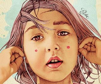 Commission a personal portrait from a talented illustrator
