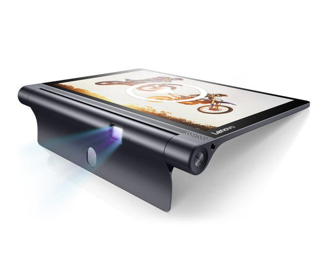 Lenovo launches world's first tablet with immersive Dolby Atmos