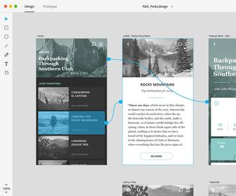 Adobe gives more insight into Project Comet, its new Sketch-rivalling UX design tool