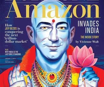 Fortune magazine apologises for offensive cover illustration