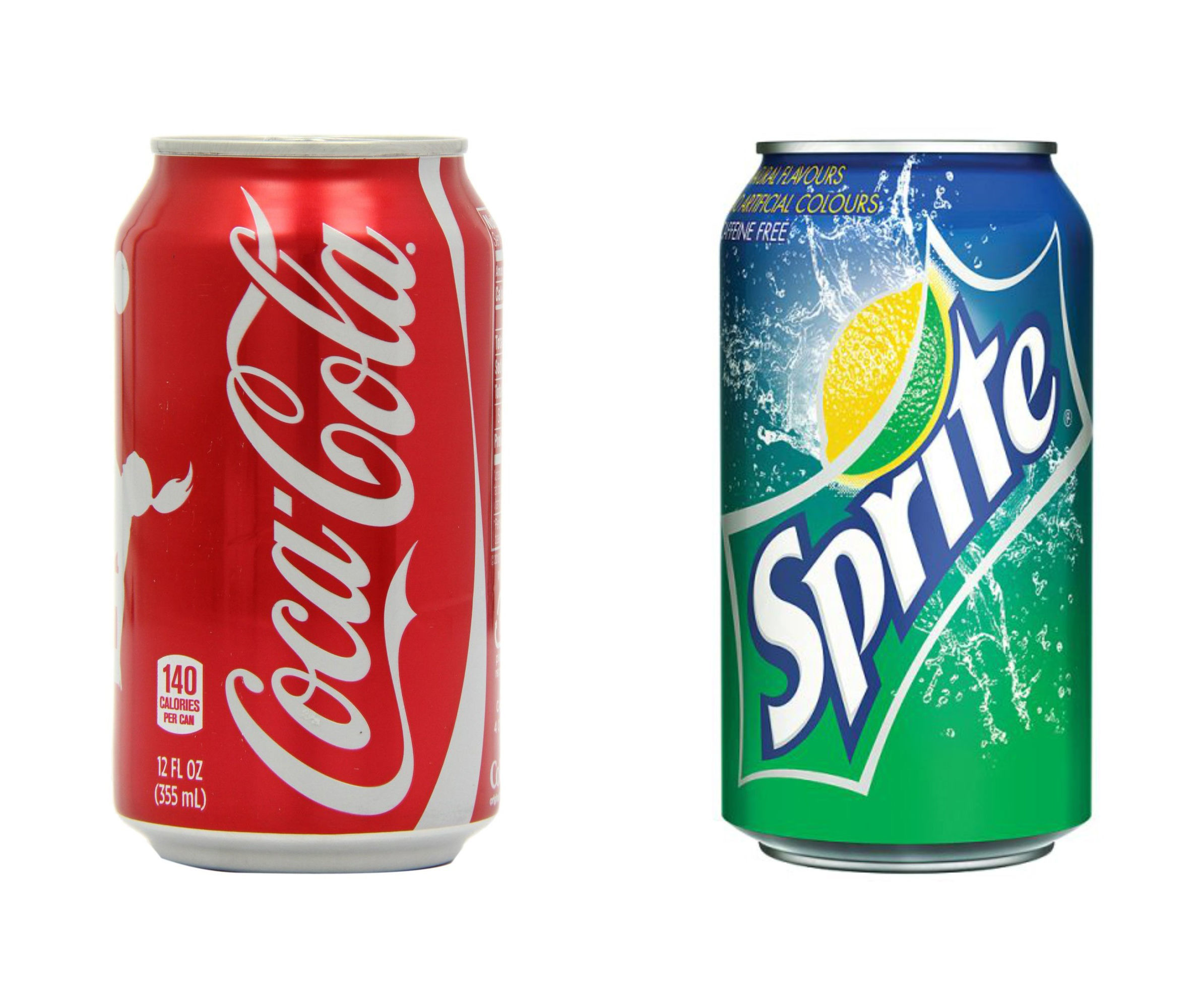 compare and contrast sprite with coca cola The rivalry between coca-cola and pepsi is legendary although the feud really heated up with the pepsi challenge in 1975 —which prompted coca-cola's sprite.