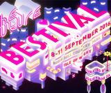 Charles Williams on designing music festival identities (including this weekend's Bestival)