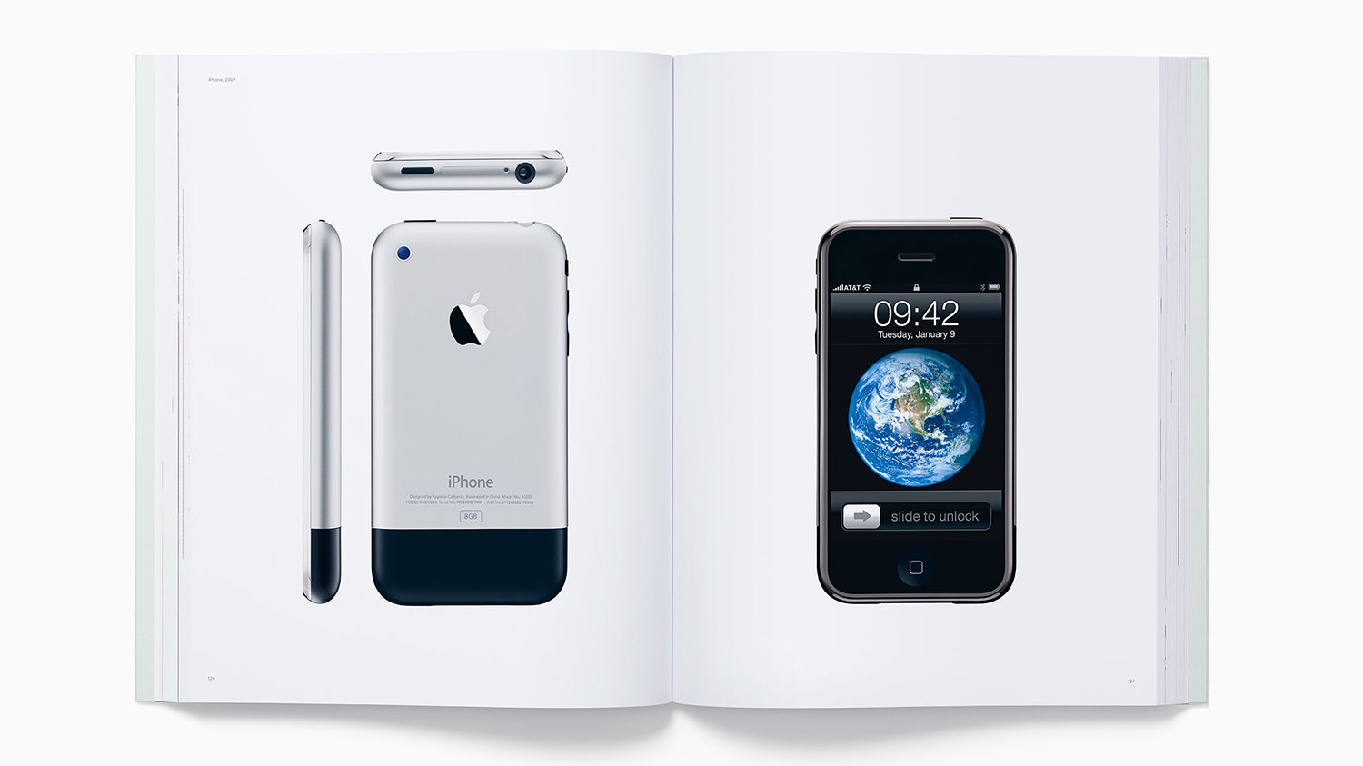 Apple chronicles 20 years of design in new book news for Apple design book