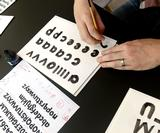 How a font is made in five days: Monotype's Font Marathon