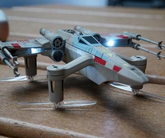 Hands-on with the Star Wars fighting drones you can fly yourself
