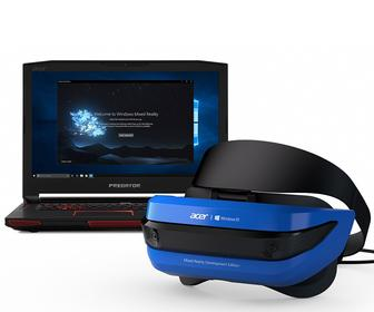 Hands-on with the Windows VR headset – which studios will get later this month