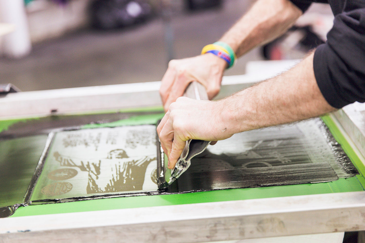 Image result for best quality screen printing