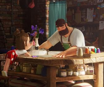 This beautiful animation about cheese-makers will melt your heart