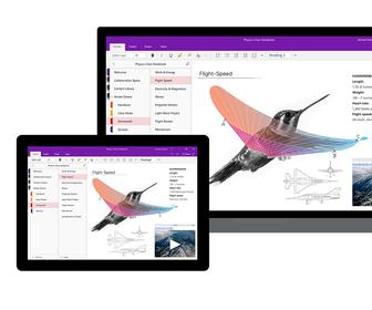 Microsoft redesigns OneNote UI to make it more accessible