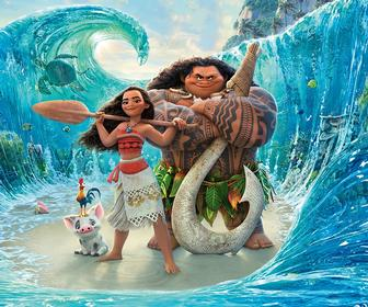 Disney layout artist Rob Dressel on the challenges of visualising Moana