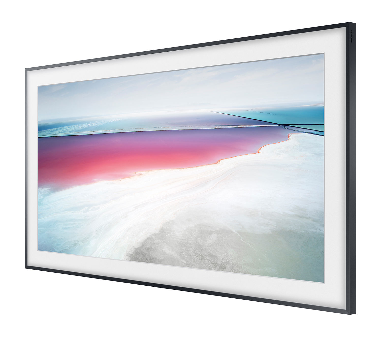 Samsung S New Tv Looks Like A Framed Artwork News